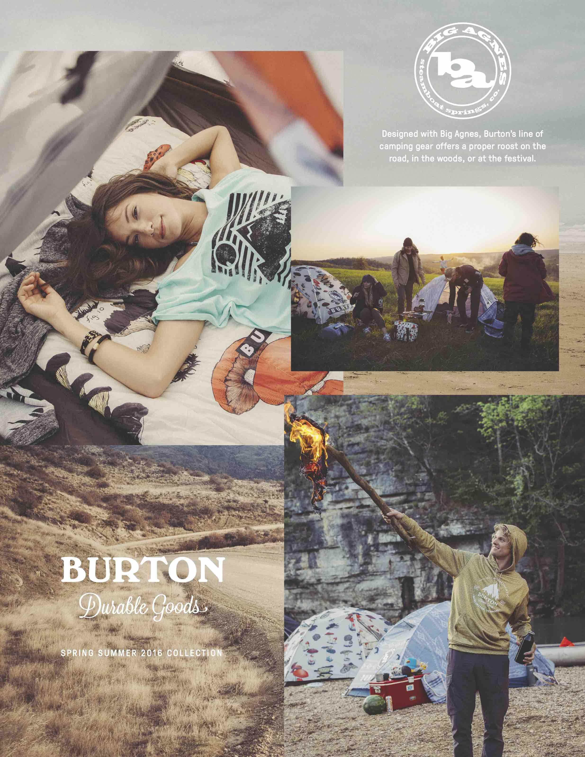 Burton SS17 (Article Ad)