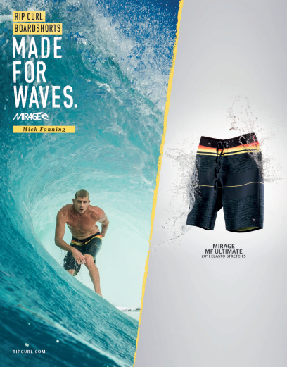 Rip Curl Boardies SS17 (Article Ad)