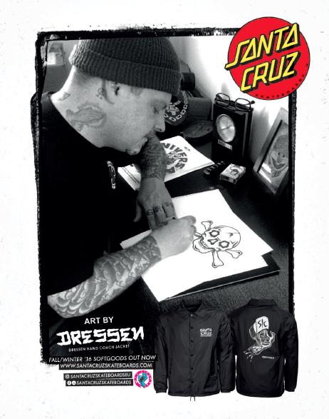 Santa Cruz SS17 (Article Ad)