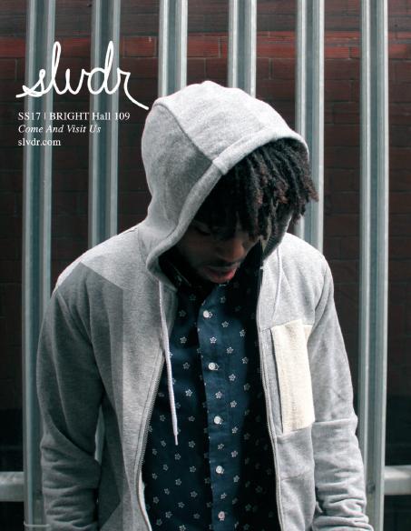 SLVDR SS17 Streetwear (Article Ad)