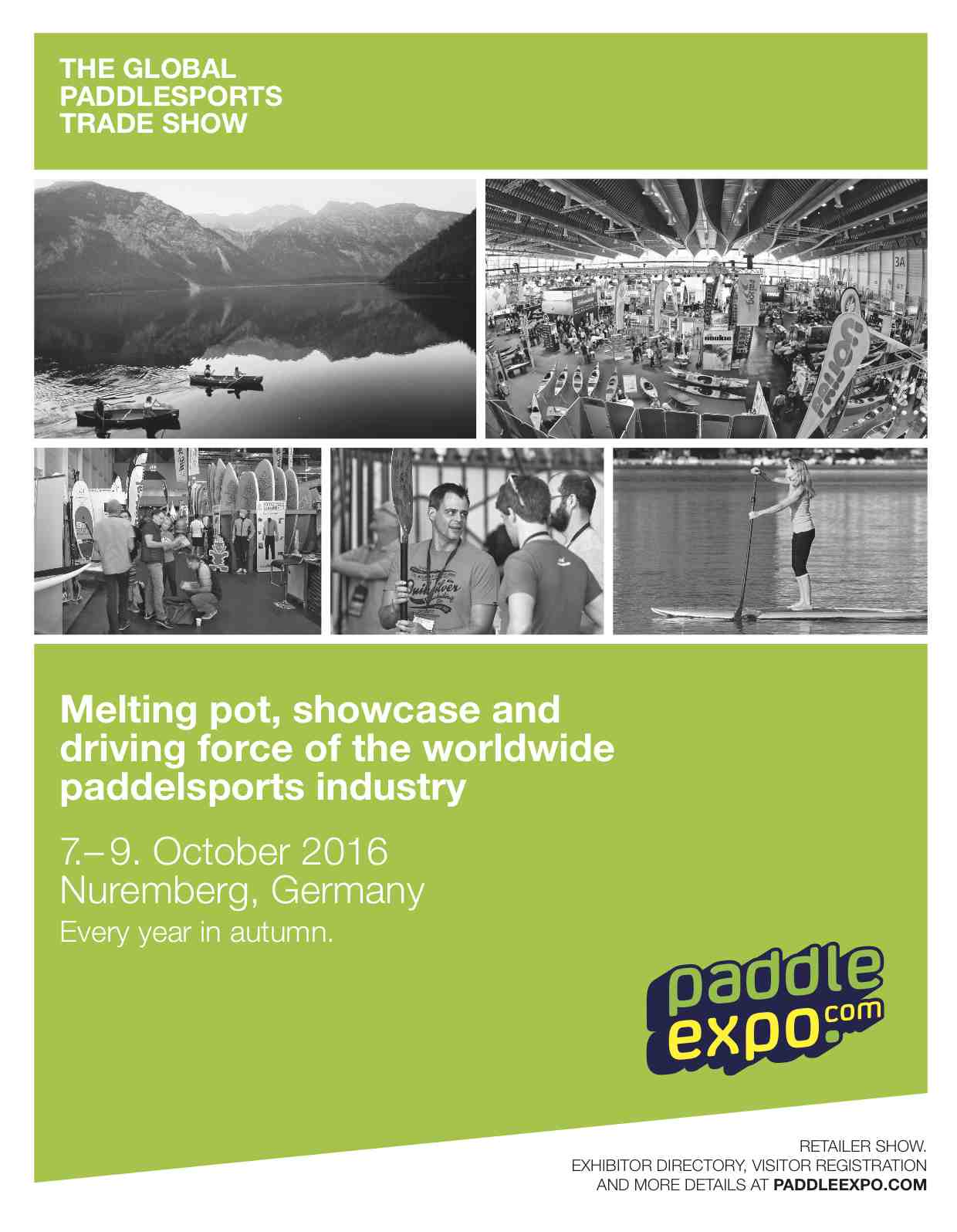 Paddle Expo 83