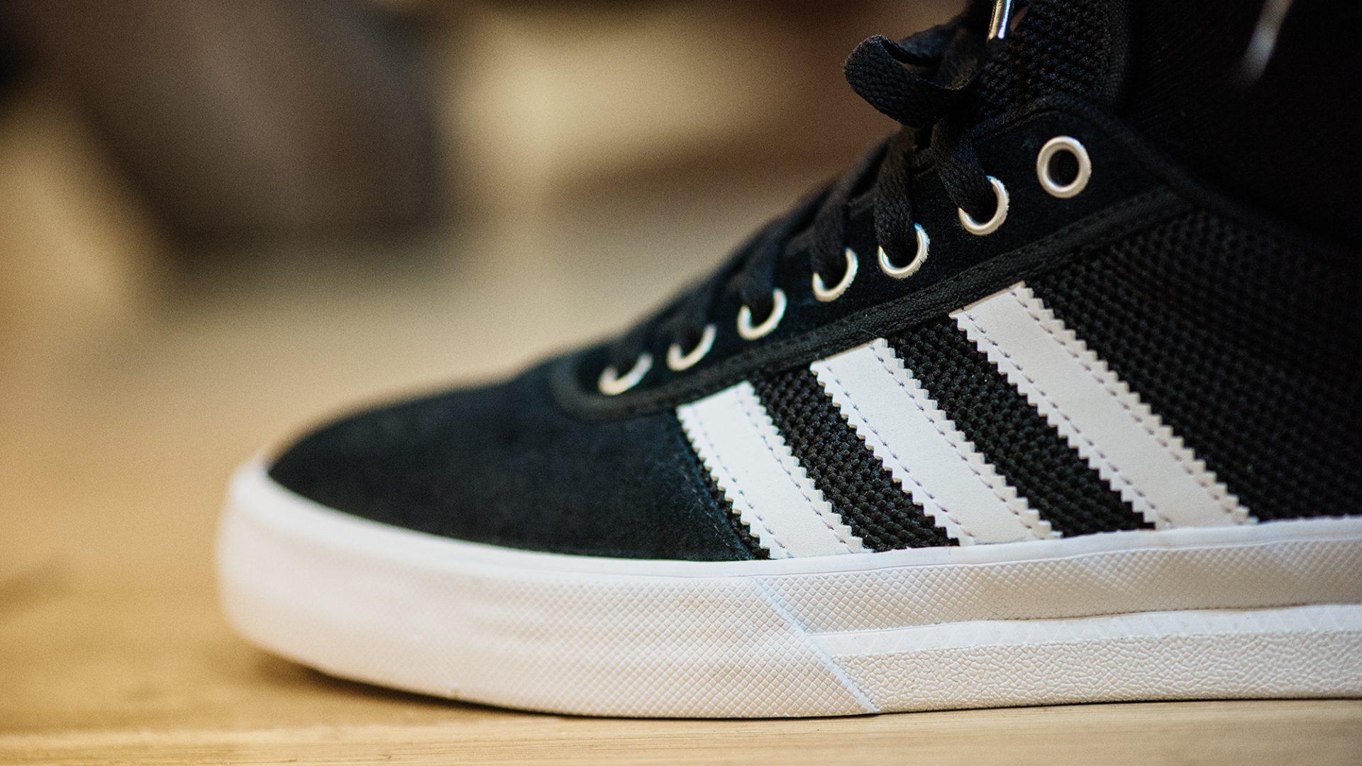 adidas skateboarden lucas premiere adv - schwarz / weiß - freilassung