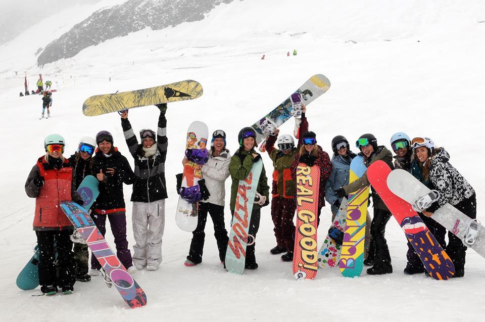 WIB Snowboarding by VanessaBeucher