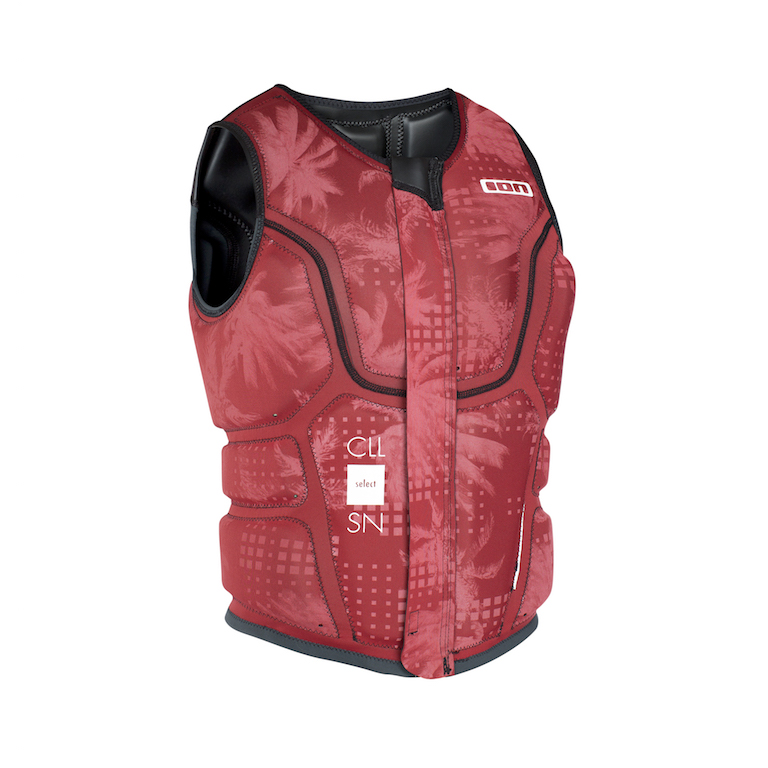Collision Vest Select INSIDE