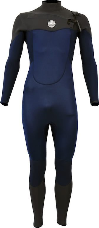 Pyro Mens Navy/Graph Wetsuit