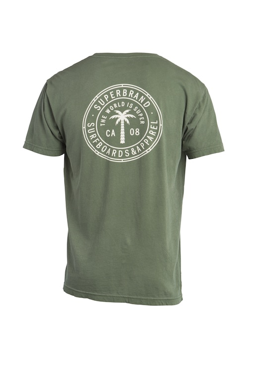 Palmero Tee Agave T-Shirt