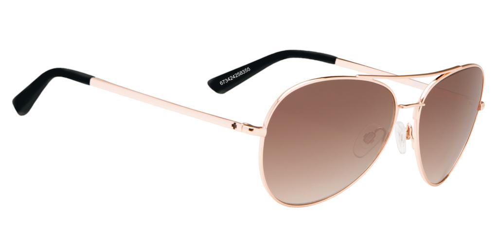 Whistler Gold Happy Bronze Fade Sunglasses