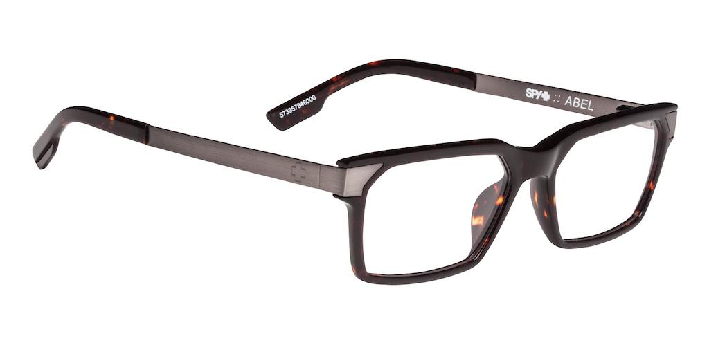 Optical Abel 53 Dark Tort Gunmetal