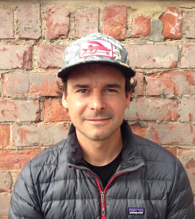 Gabe Davies, Patagonia European Surf Manager