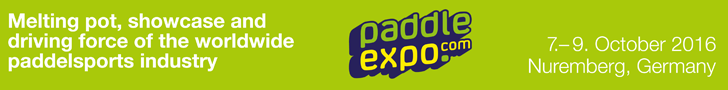 Paddle Expo Banner