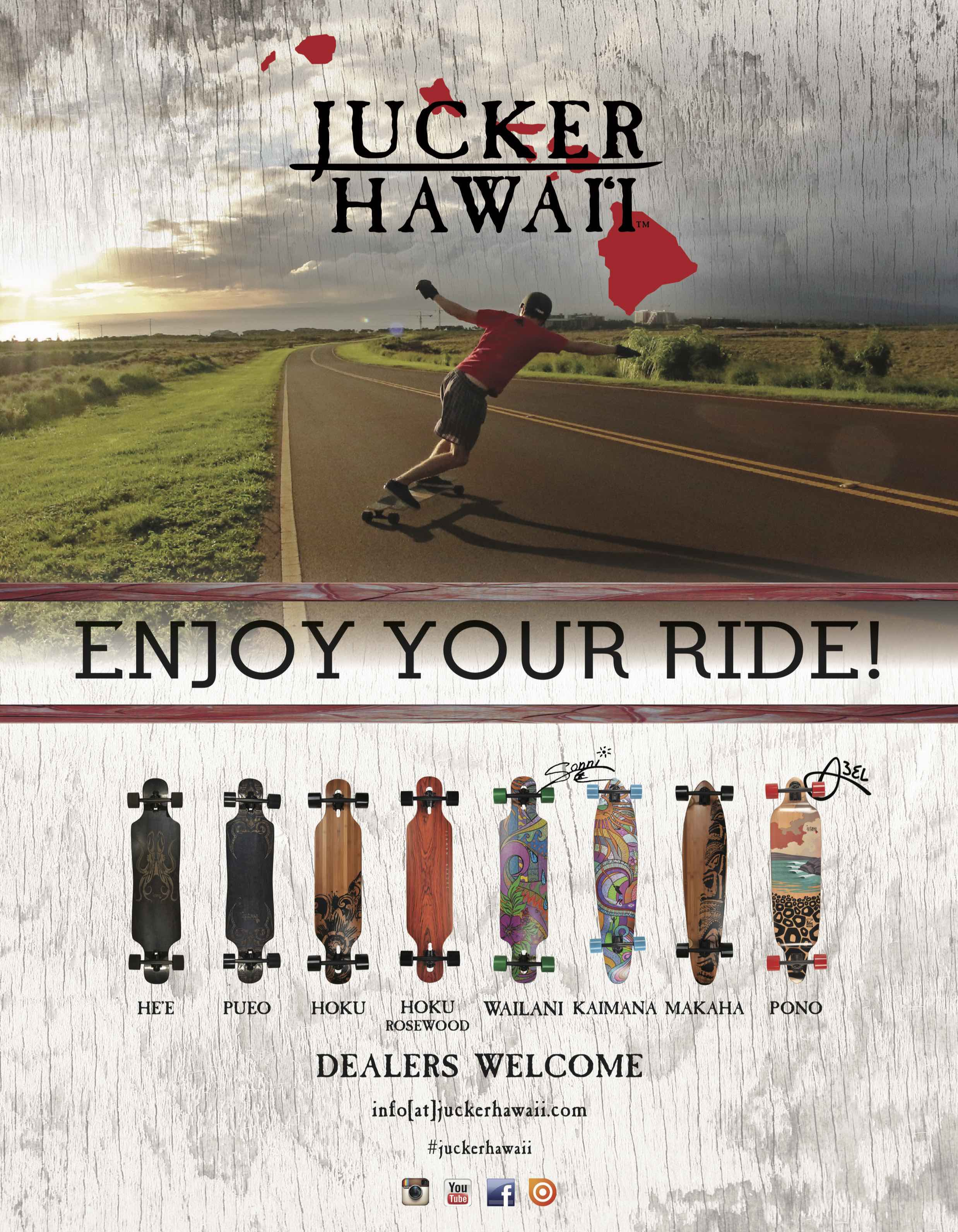 Jucker Hawaii 83