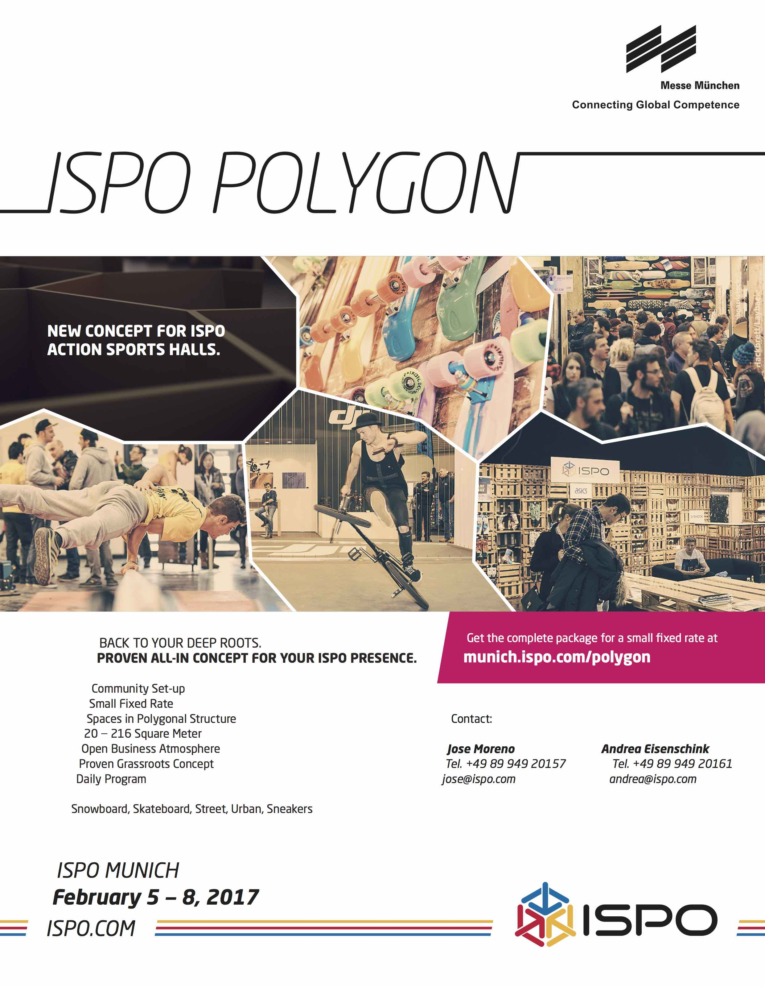 Ispo Polygon 83