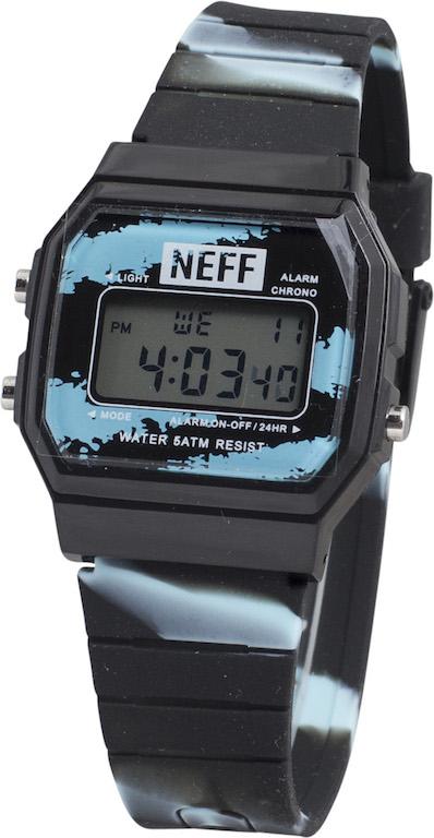 Flava Watch Black Ice