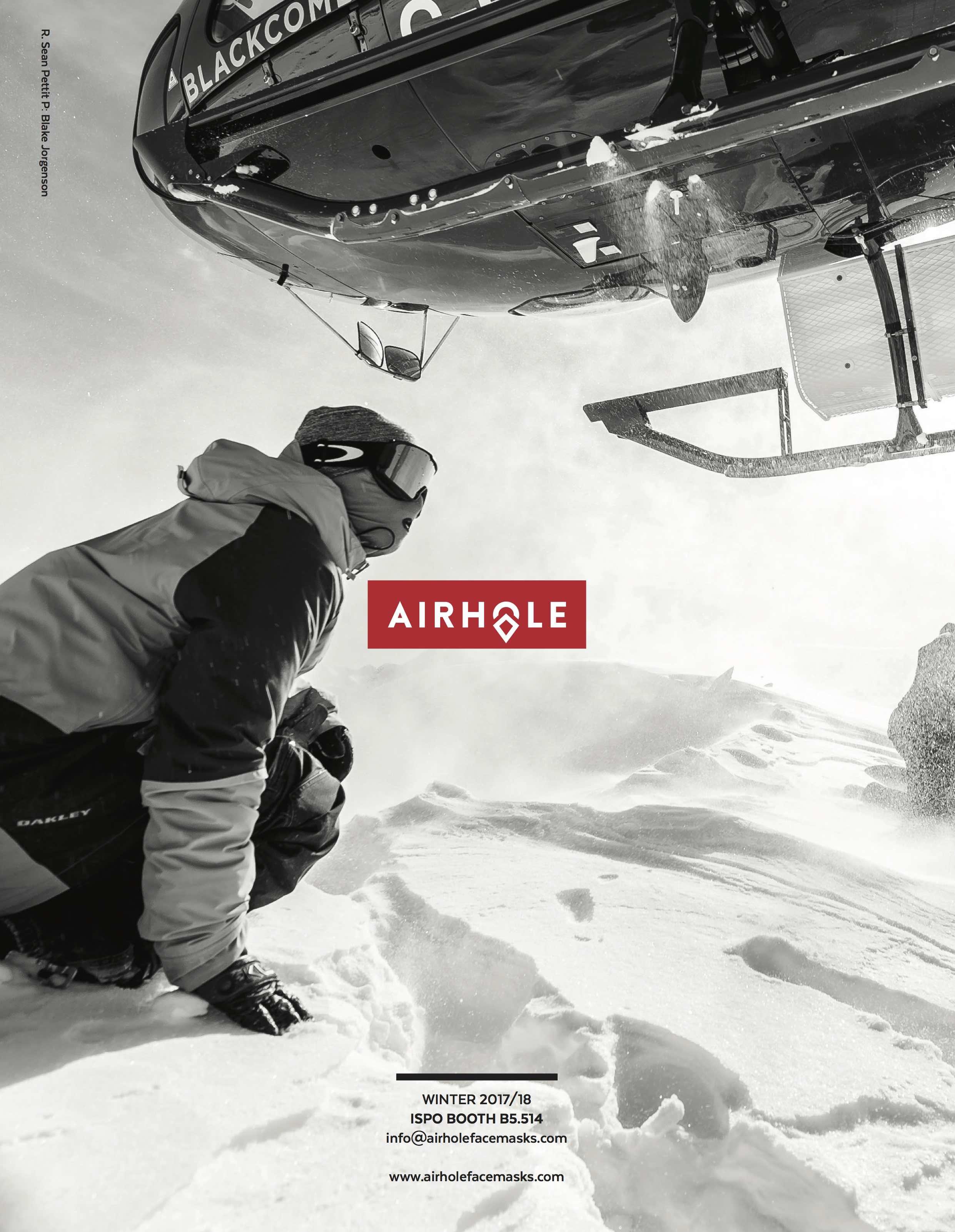 84 Airhole SNOW