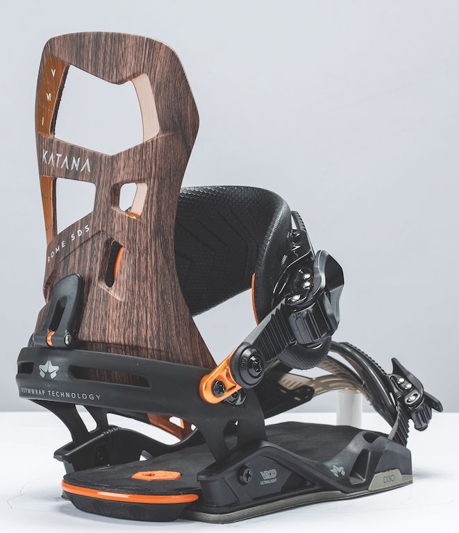 Katana Wood Bindings