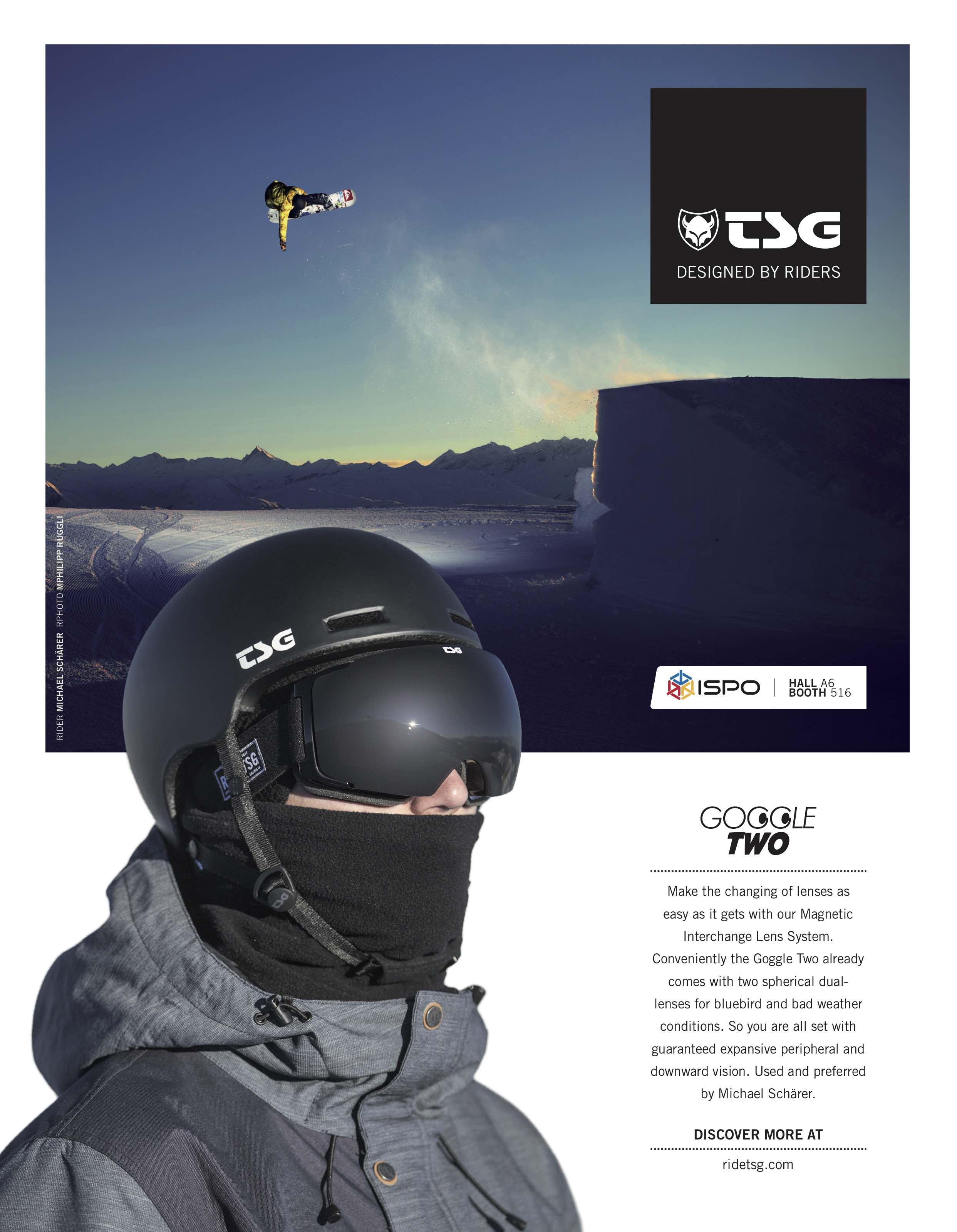 85 TSG Helmet