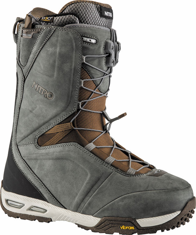 Team Nitro Boots