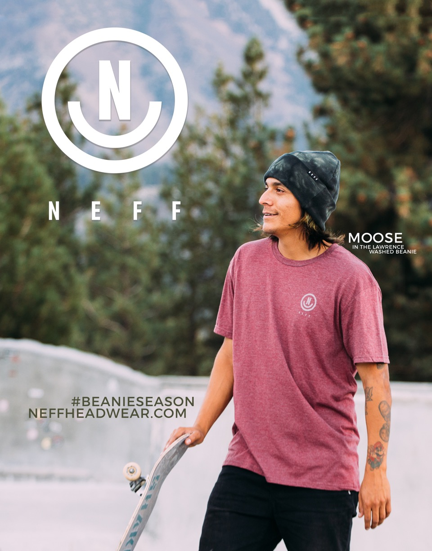 84 Neff SKATE
