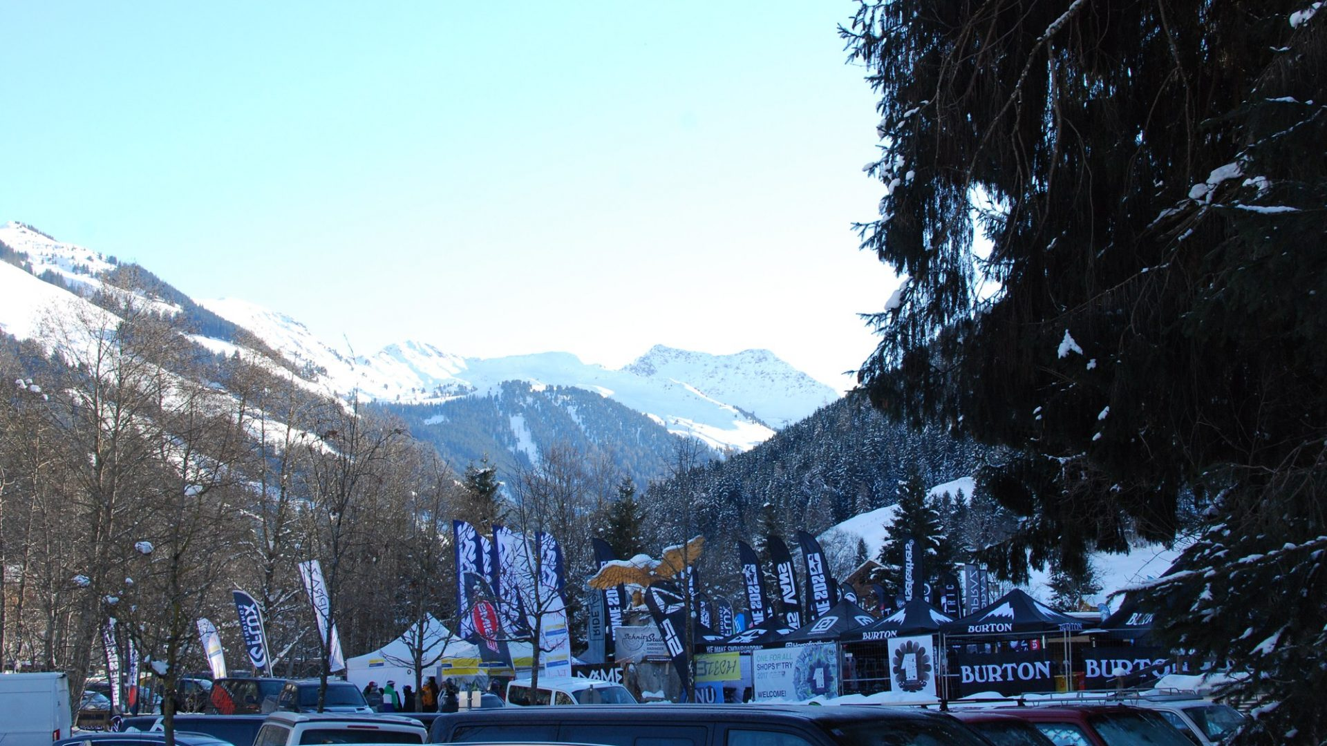 2 Offering lots of great slopes & off piste terrain to test