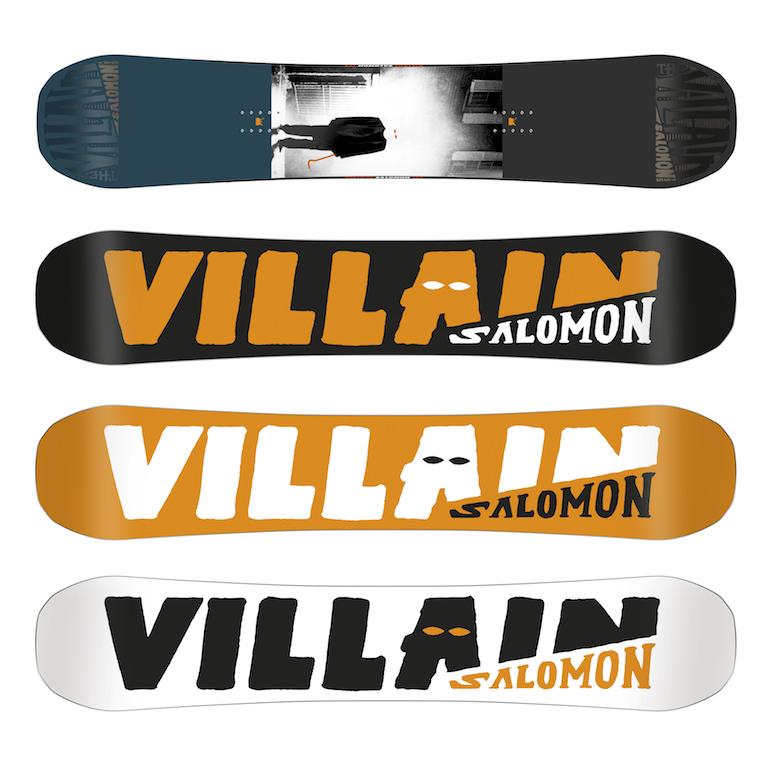 Villain Snowboard
