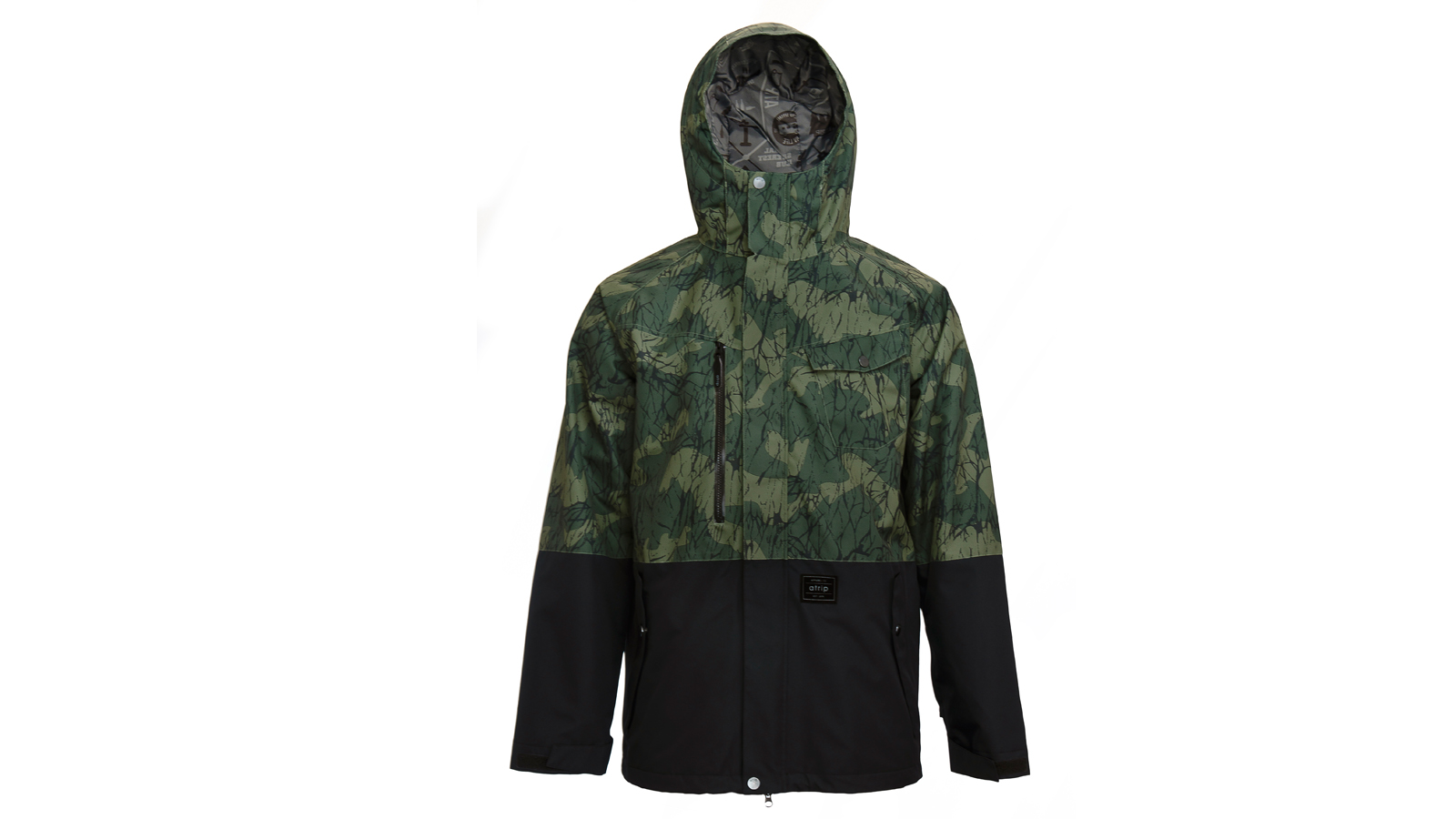 Anchorage Camo Jacket