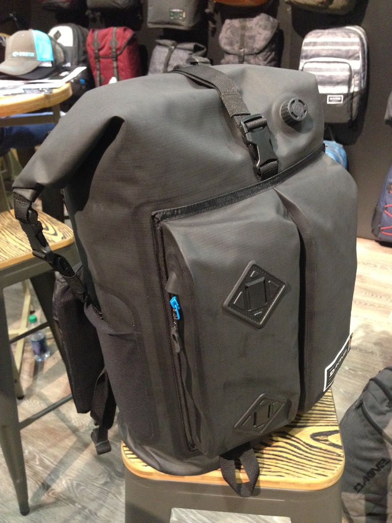 Dakine s Cyclone submersible dry pack for surf trips - Boardsport SOURCE ad4950c94f