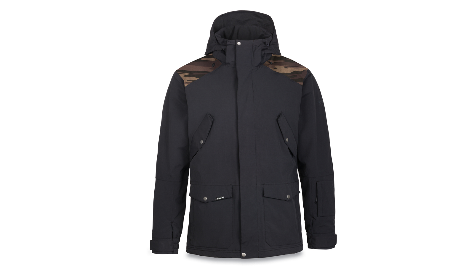 Huntsman Jacket Black