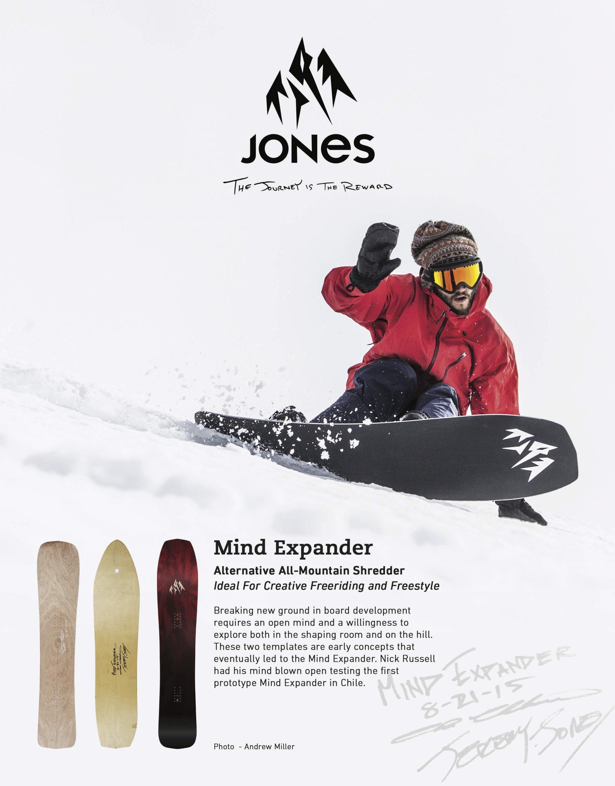 85 Jones SNOW