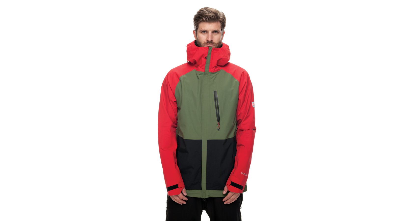 Men's GoreTex GT Red