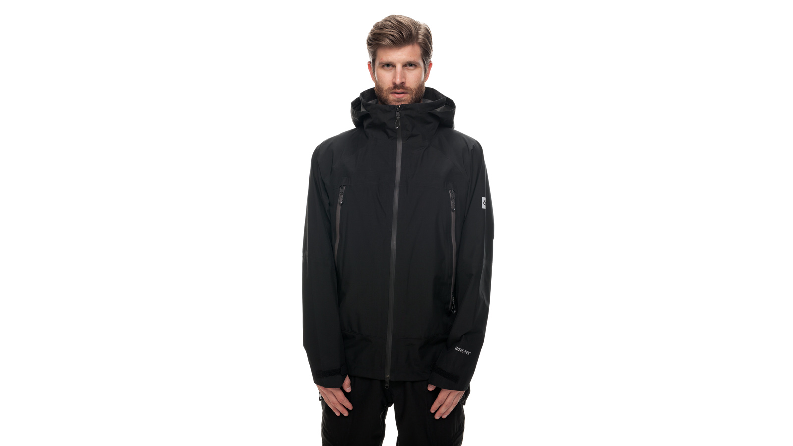 Men's GoreTex Paclite Black