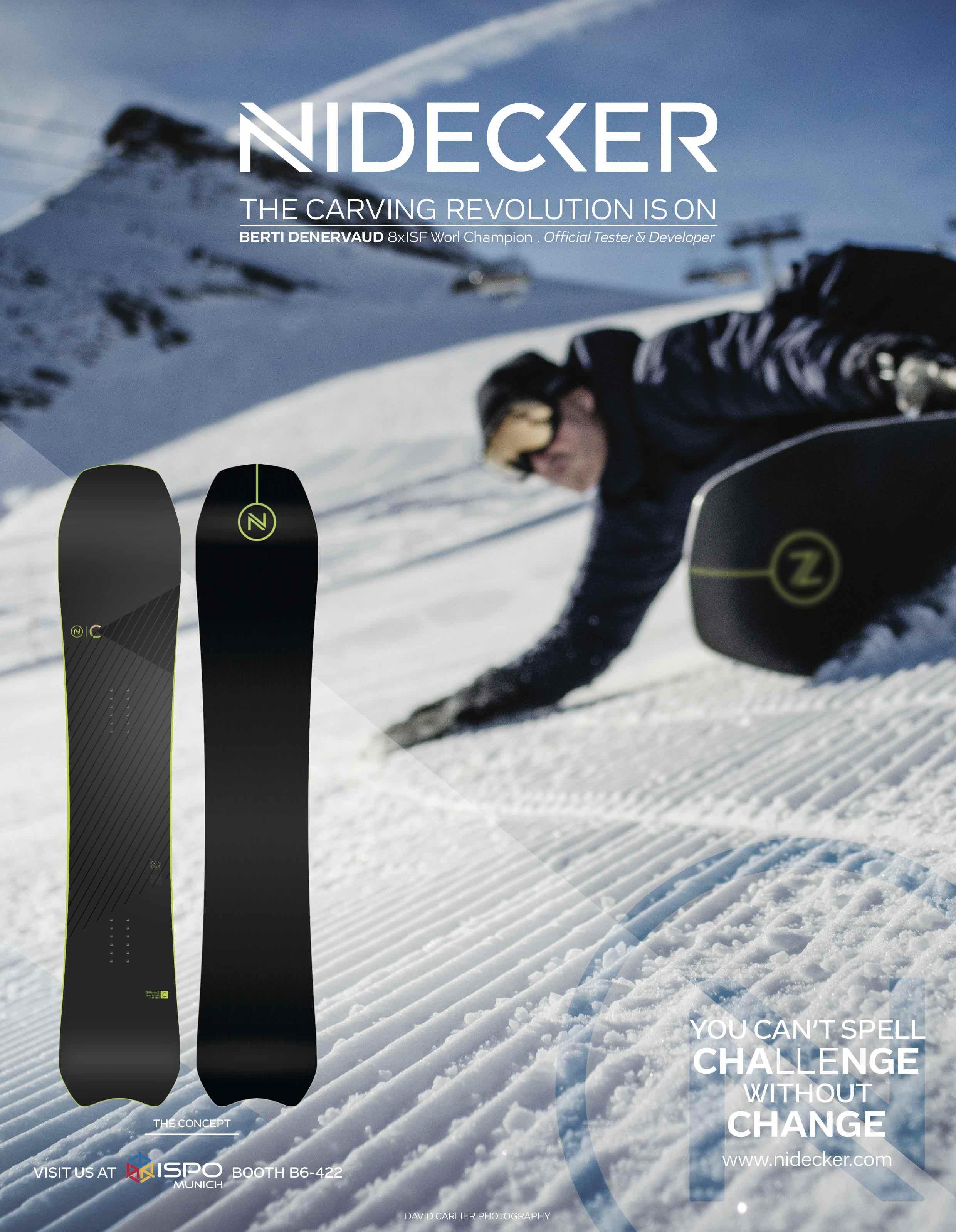 85 Nidecker SNOW