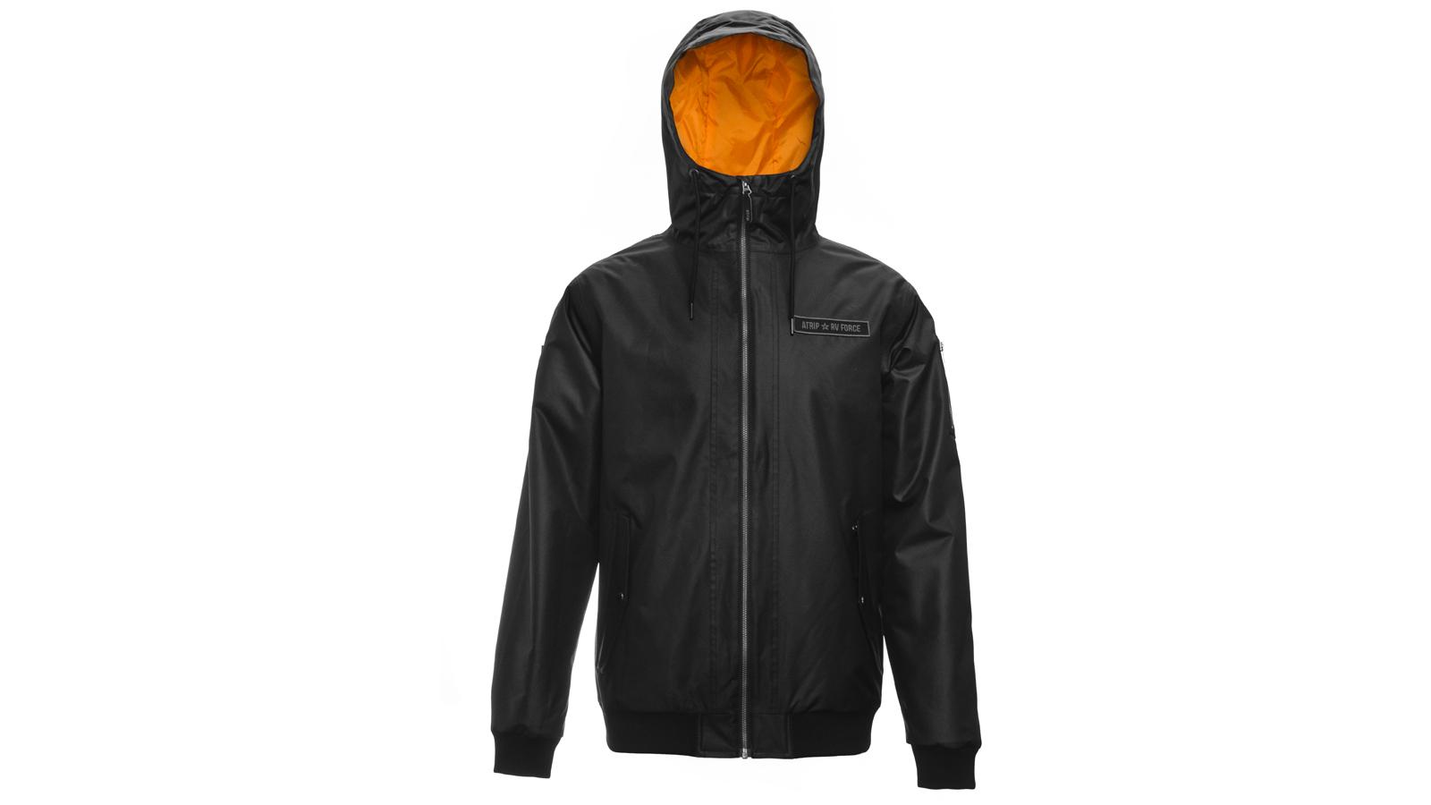 Postdam Black Jacket