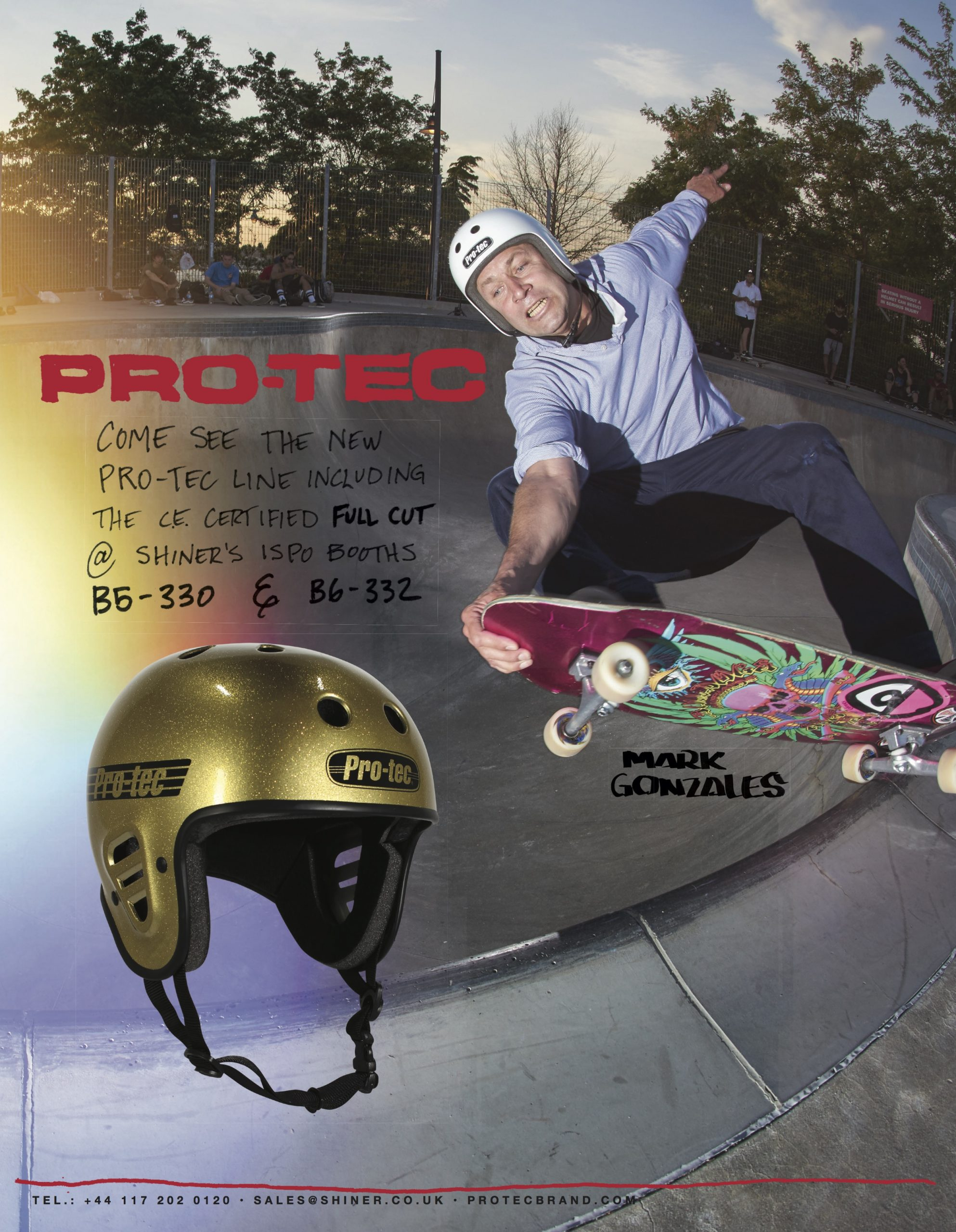 85 Pro-Tec SKATE