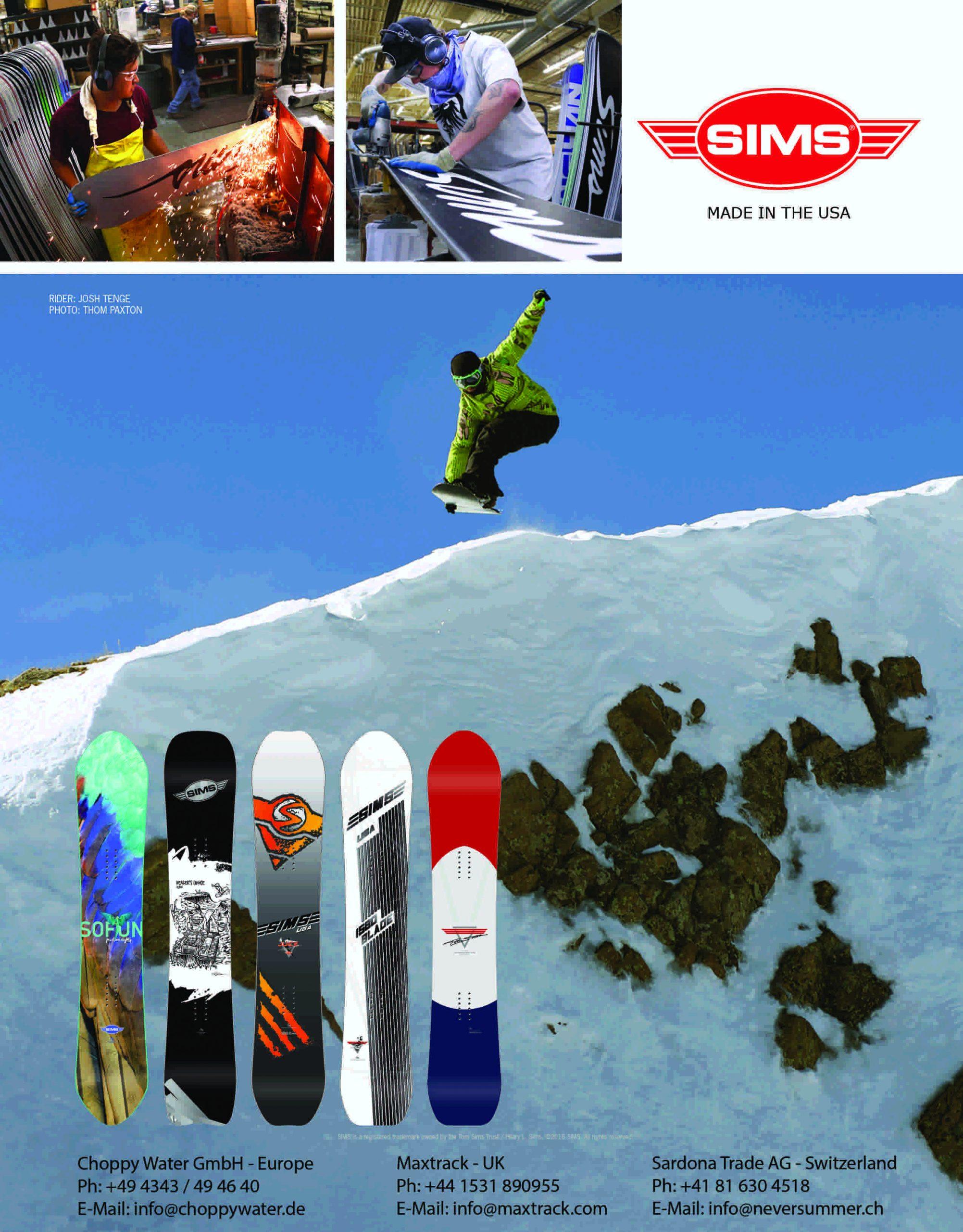 85 Sims SNOW