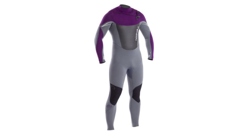 Typhoon TX2 OFZ 5mm wetsuit_mulberry