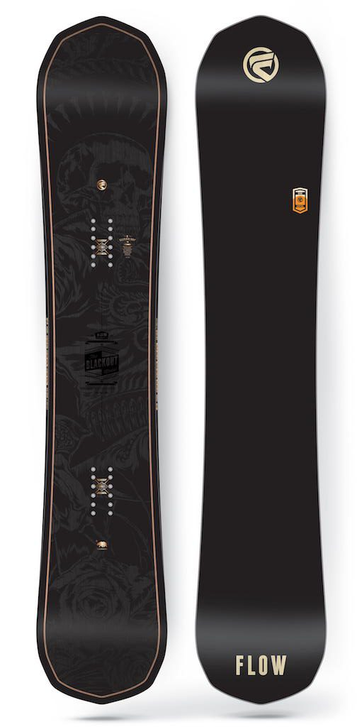 Blackout Snowboard