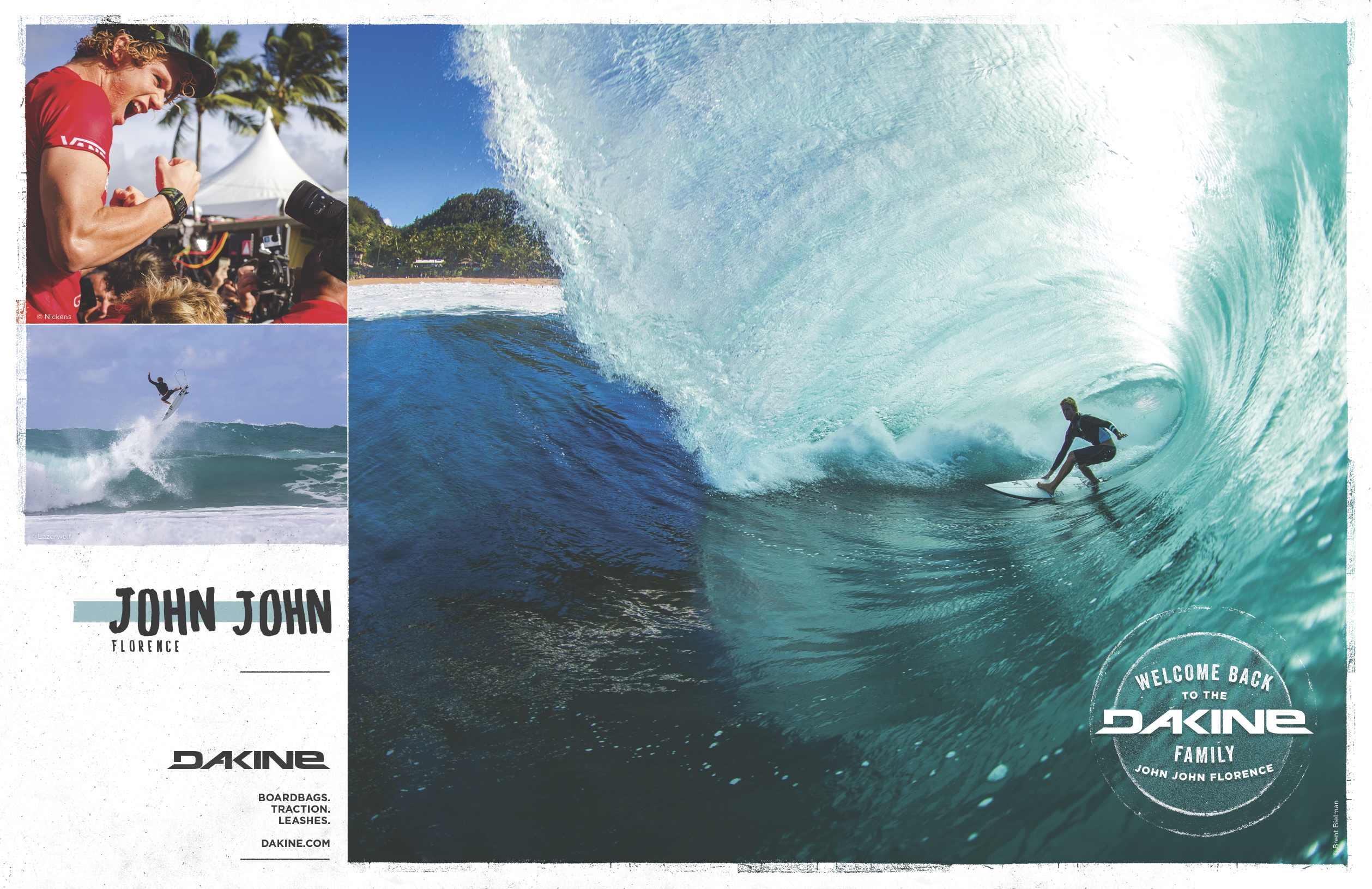 85 Dakine SURF
