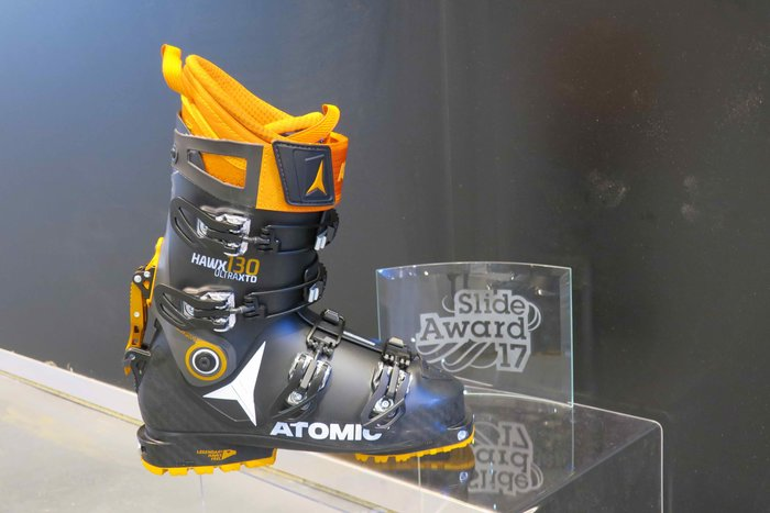 Atomic Hawx Ultra XTD 130 Slide Award Winner 2017 - Boardsport SOURCE 1193bb4e1f5d