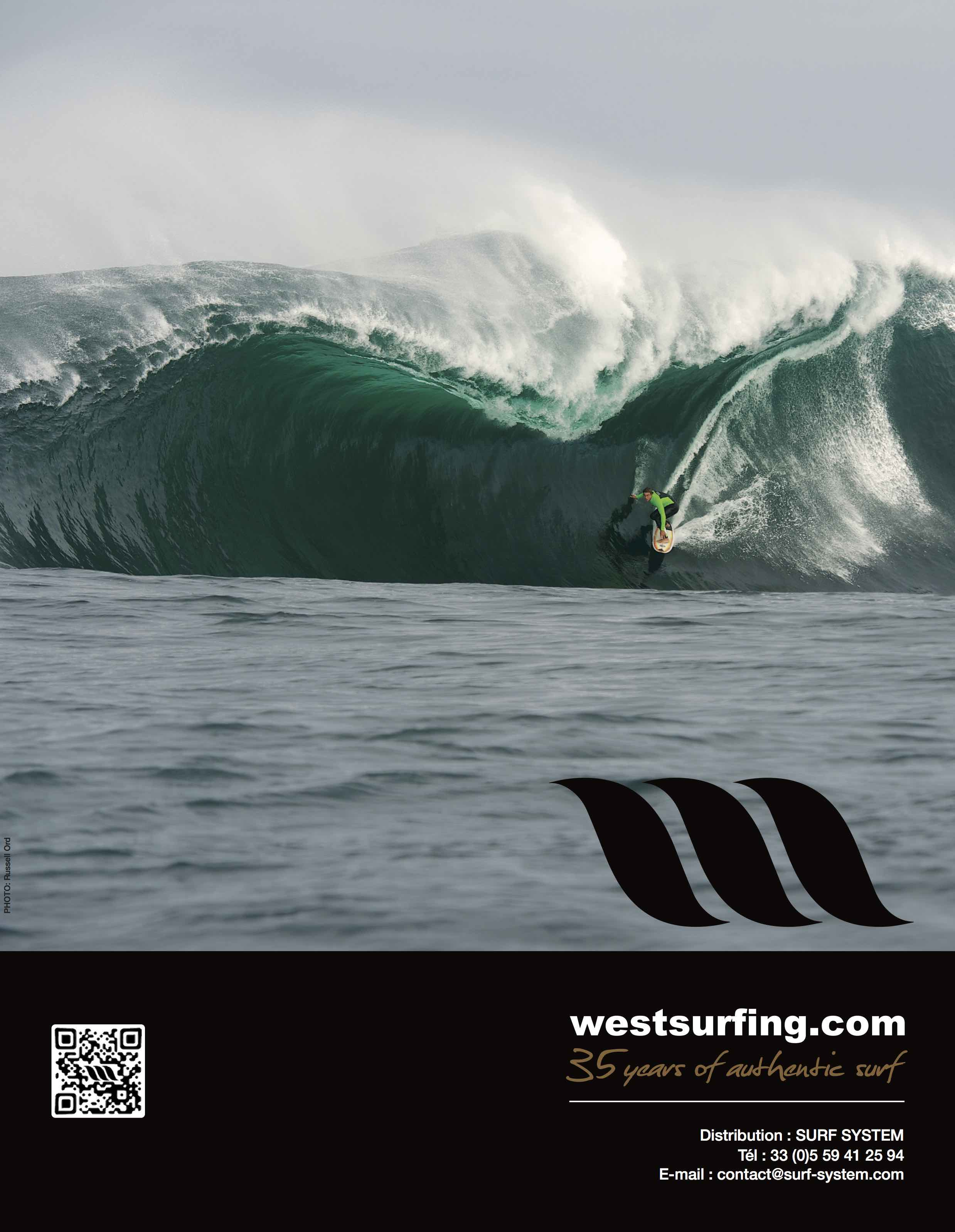 85 West WETSUITS