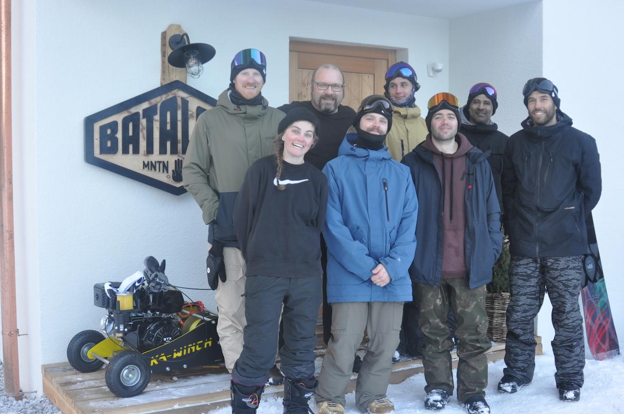 0.4 Bataleon Mountain Lodge * TSA crew