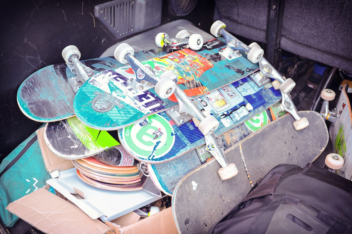 About Skateboards - Hoff