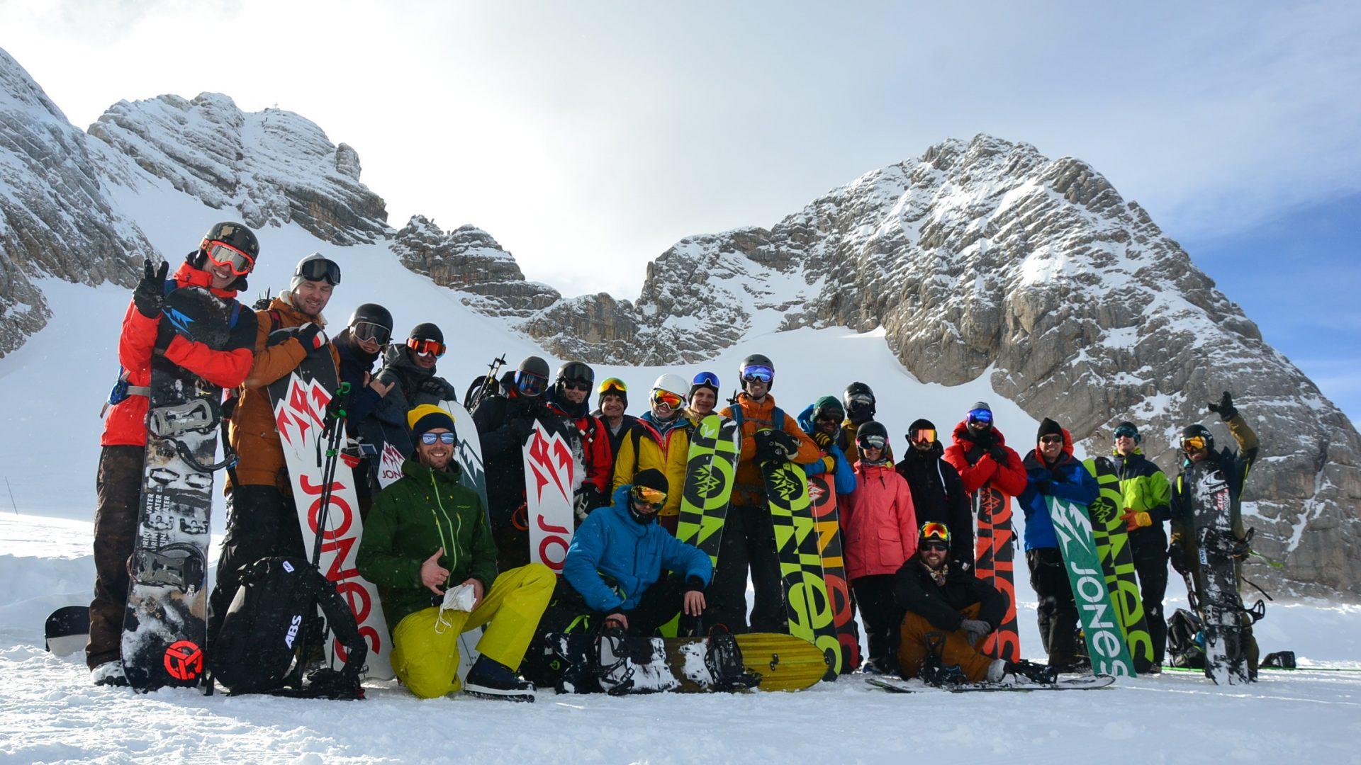 Group Shots   photo by Bernhard Altmanninger