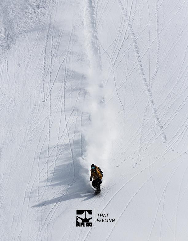85 Rome SNOW