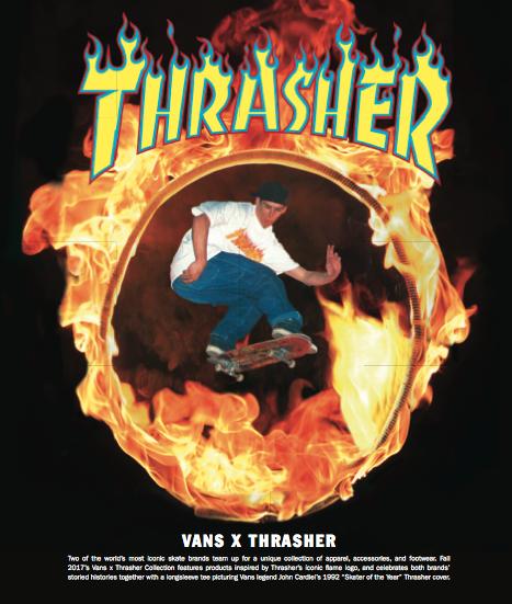 Thrasher collab