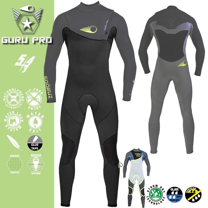 The Guru Pro 5/4/3 Model
