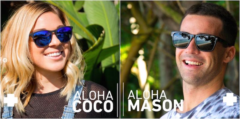 The Ho Siblings With Spy Optics