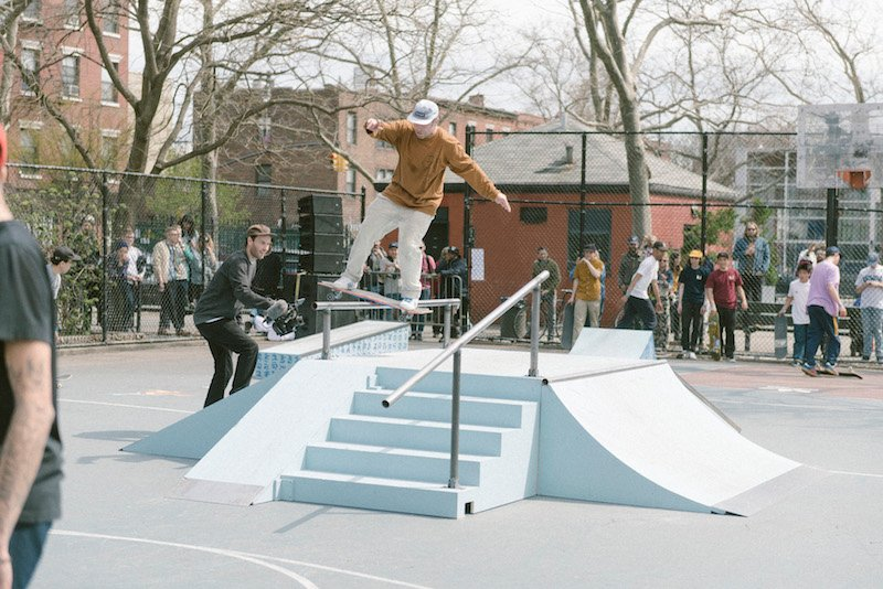 MARK-GONZALES BOARDSLIDE