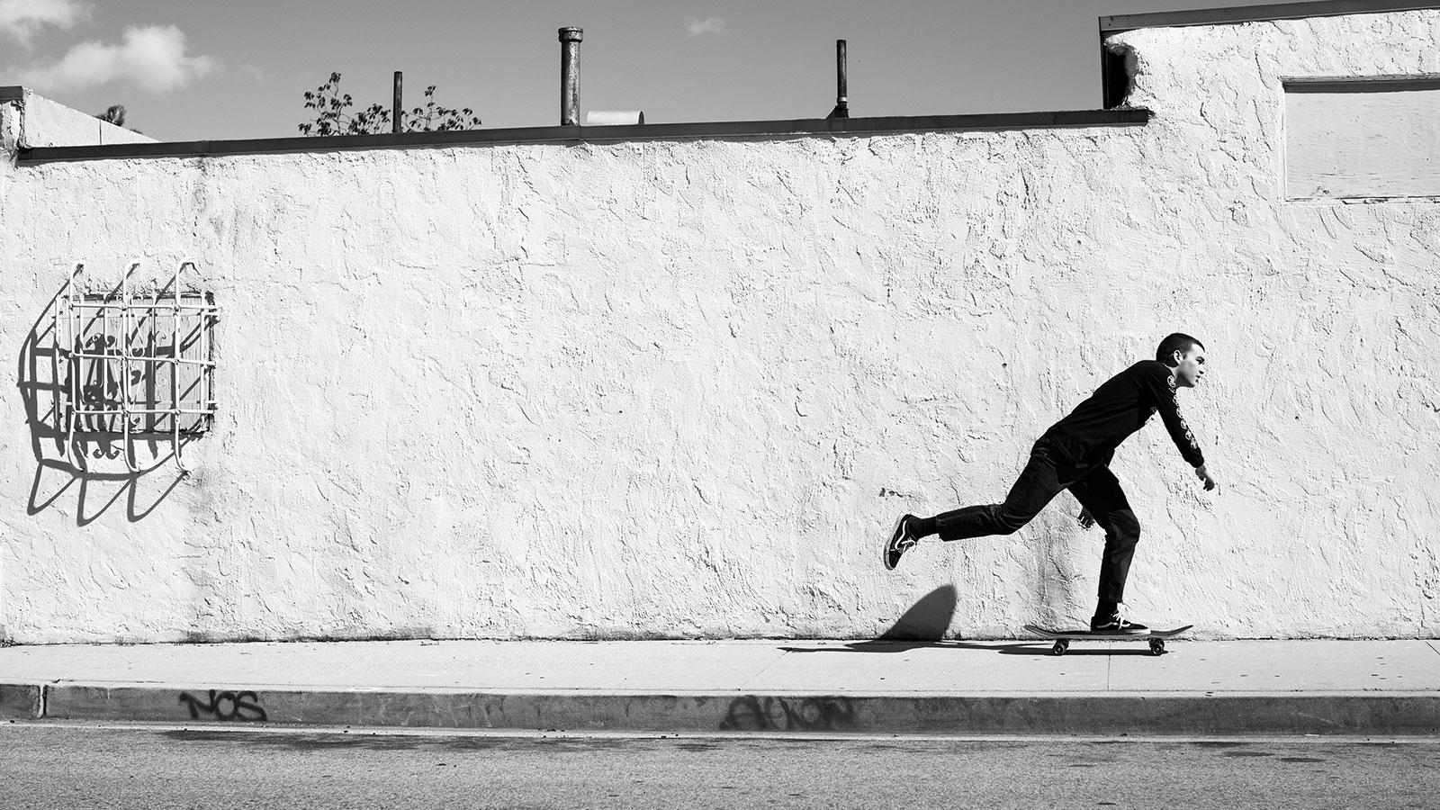 Z Flex Black Hex skateboard