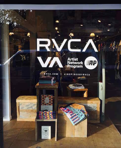 RVCA Window Space in Hossegor