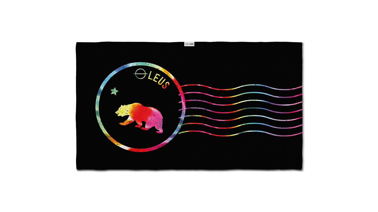 Leus Young Wise Tails Express towel